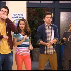 Adam, Bree, Owen and Leo