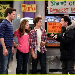 Adam, Bree, Chase and Donald