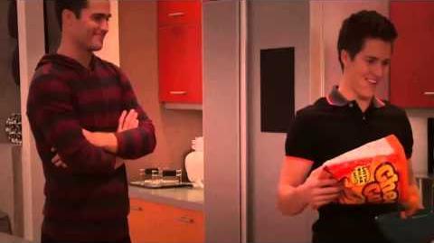 (AU) Adam & Chase Renegades