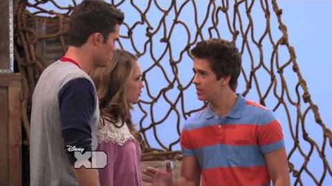 EXCLUSIVE Lab Rats Clip Can't Save the World