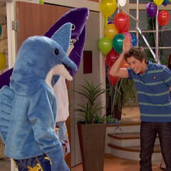 Chase with Sharkboy and Flipperboy