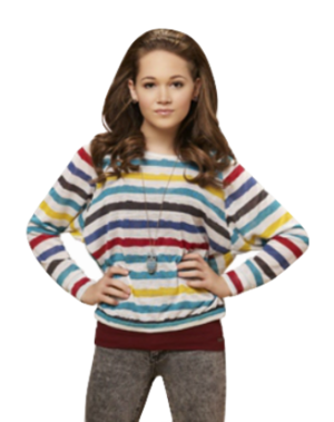 Bree Davenport in her Casual Clothes