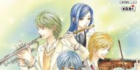 Kiniro no Corda 2: Encore (Game)
