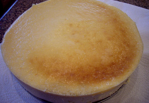 File:Baked cheesecake.jpg