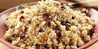 Quinoa Breakfast Pilaf