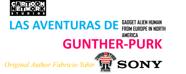 File:Las Aventuras de Gunther-Purk la serie animada logo.png