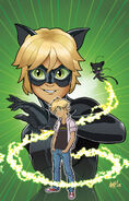 Miraculous Adventures Issue 2 Cover B textless