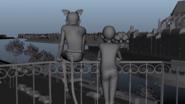 Pre-visualization of the Balcony scene animatic