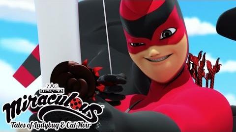 Miraculous Ladybug 🐞 Dark Cupid 🐞 Ladybug and Cat Noir Animation