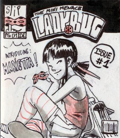 File:The Mini Menace Ladybug Issue 1.png