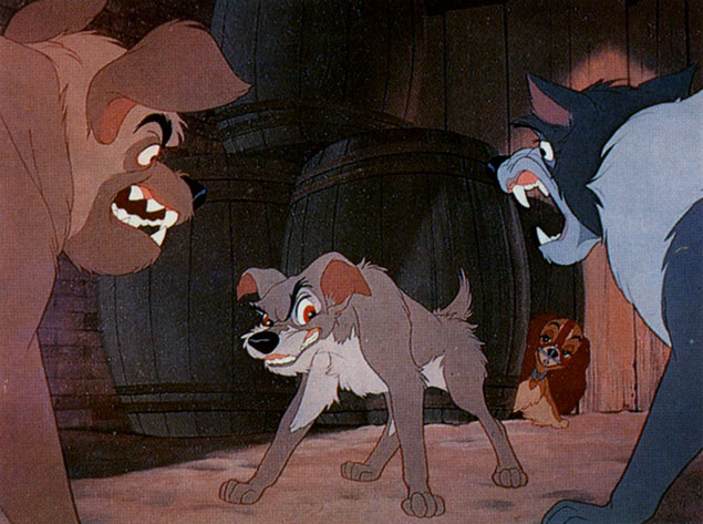 Names Of The Dogs In Lady And The Tramp