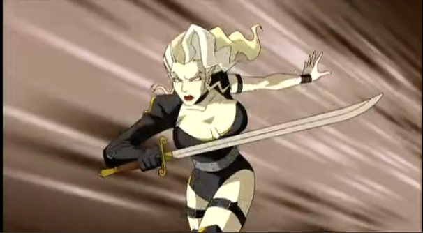 Lady death second form