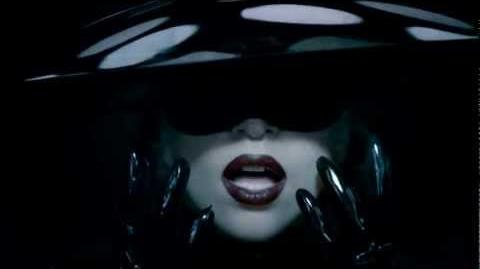 LADY GAGA FAME - THE FIRST EVER BLACK EAU DE PARFUM - TEASER
