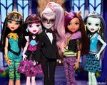 Monster High - Zomby Gaga 004