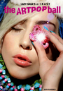 The ARTPOP Ball program cover
