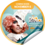 GetGlue Stickers - The HALO Awards Coming Soon Lady Gaga