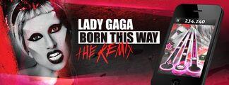 Tap Tap Revenge Tour Gaga Promo