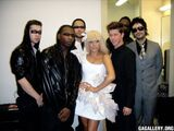 12-21-08 At The Sentrum Scene - Backstage 001