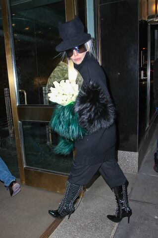 File:3-26-14 Arriving at her apartment in NYC 001.jpg