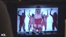 Bad romance - Behind the scenes 005