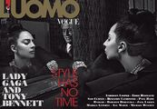 L'Uomo Vogue Magazine - IT (Nov, 2014) 2nd cover