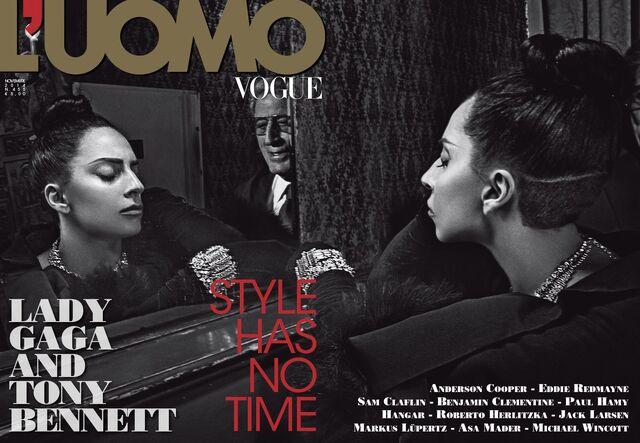 File:L'Uomo Vogue Magazine - IT (Nov, 2014) 2nd cover.jpg