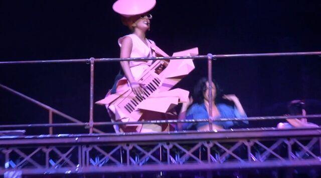 File:BTWBT - Just Dance (Custom Pink Keytar).jpg