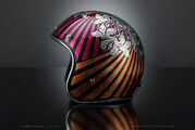 Versace - Unexpected customs motorcycle helmet
