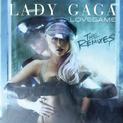 LoveGame remixes cover