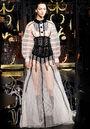 Louis Vuitton Fall 2011 Dress