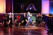 4-28-11 The Ellen DeGeneres Show Rehearsing 011