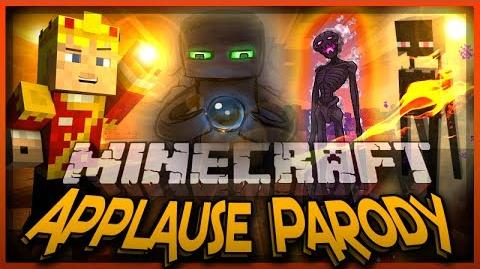 A MineCraft Parody of Applause