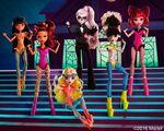 Monster High - Zomby Gaga 002