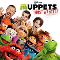 Muppets Most Wanted Original Motion Picture Soundtrack
