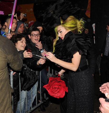 File:4-7-14 Leaving the Roseland Ballroom in NYC 002.jpg