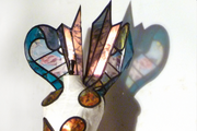 Stained Glass Shoulderpiece