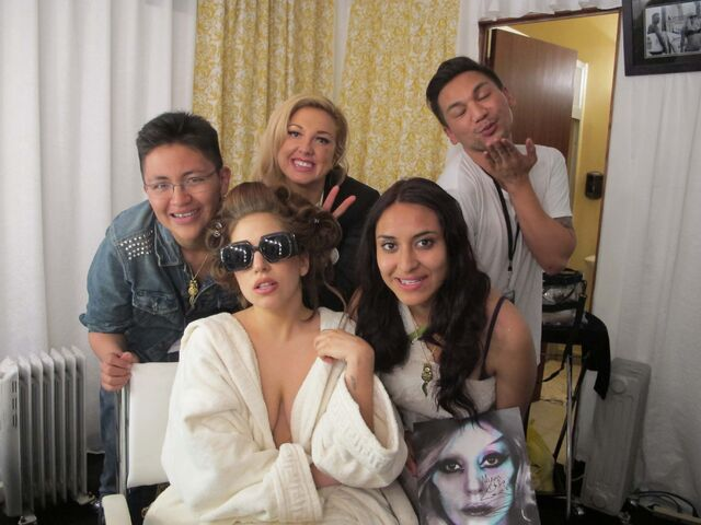 File:10-26-12 Backstage at The Born This Way Ball at Foro Sol, Mexico 001.jpg