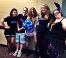 5-20-14 Backstage at Xcel Energy Center in Minnesota 003
