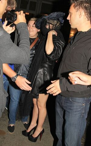 File:10-10-11 Leaving the filming of Marry The Night 001.jpg