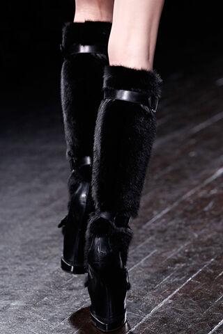 File:Alexander McQueen Fall Winter 2012 Mink Horse Platform Boots.jpg