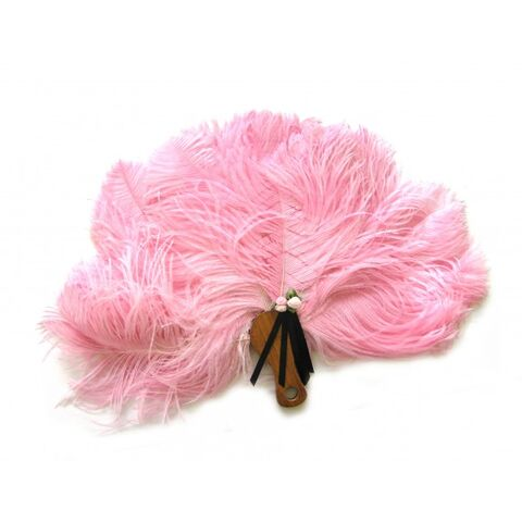 File:Madame V - Pink small hand fan.jpg