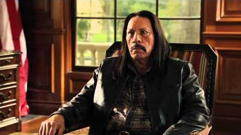 Machete Kills Trailer 2