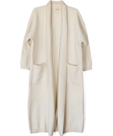 File:Ryan Roche - Ivory Fringe back long cardigan.jpg