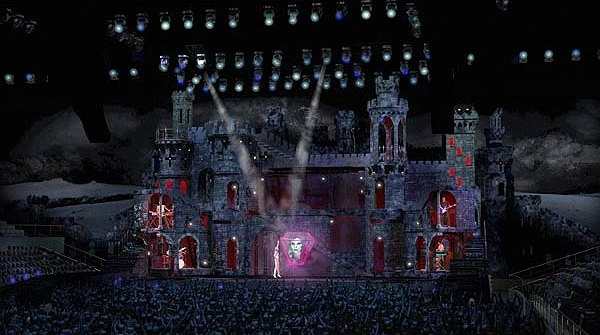 Image result for lady gaga born this way stage