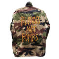 SB x The Hunt - Blondes Not Bombs jacket 002