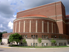 Edward C Elliot Hall of Music