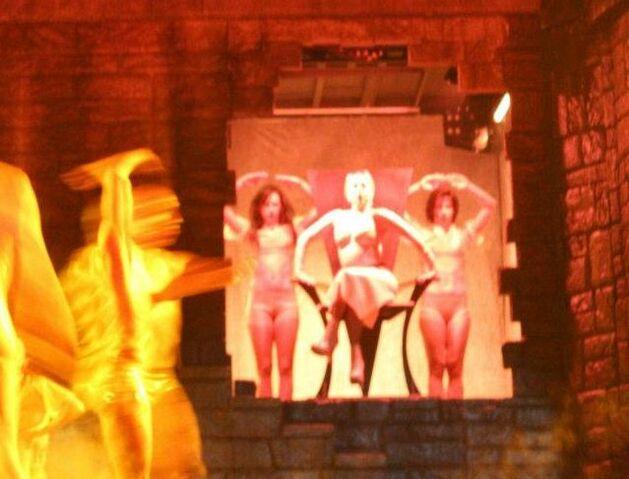 File:The Born This Way Ball Tour Black Jesus Amen Fashion 005.jpg