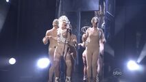 Bad Romance & Speechless (Live At The AMAs 2009) screenshot 720p (2)
