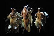 13-2-11 Performing Born This Way at Grammys 006