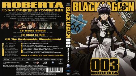 Black Lagoon Blu-ray Disc Covers 003